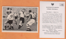 West Germany v Ireland Termouth Rot Weiss Essen Martin Aston Villa Gannon Sheffield Wednesday A113 (B)